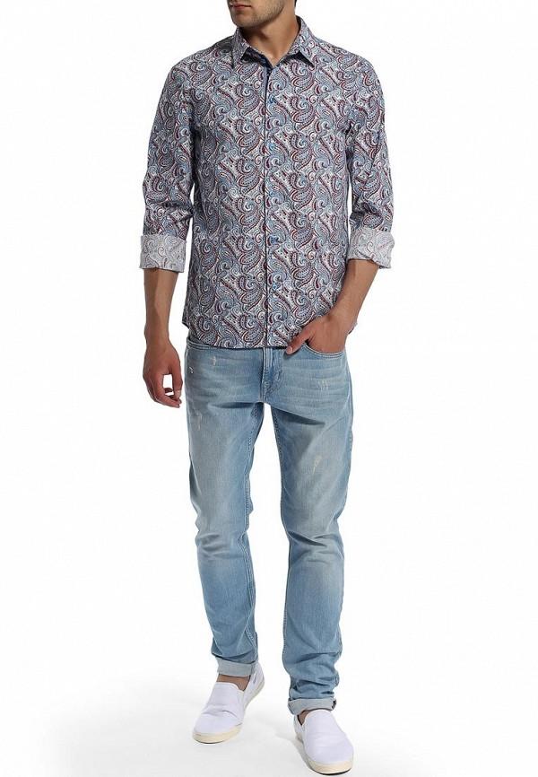 Рубашка с длинным рукавом Baon (Баон) B664501: изображение 6