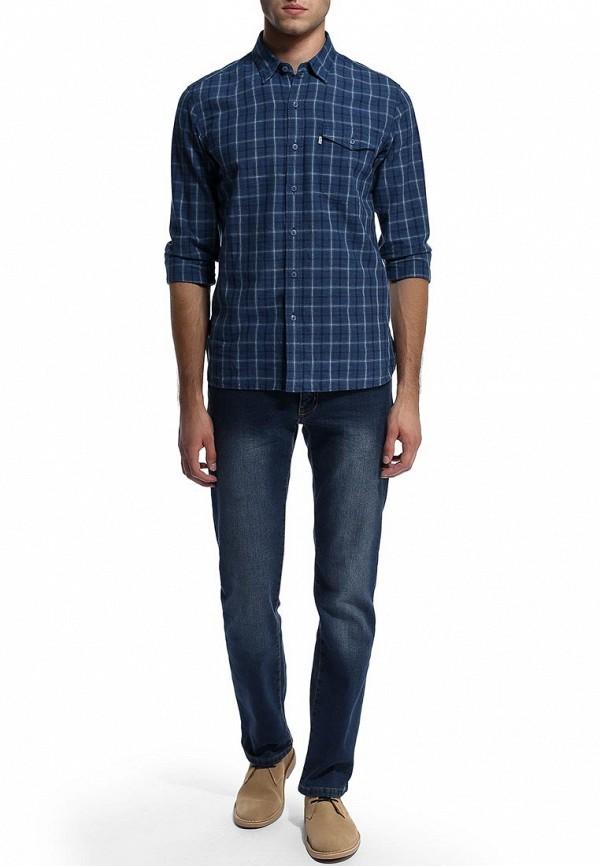 Мужские прямые джинсы Baon (Баон) B804504: изображение 6