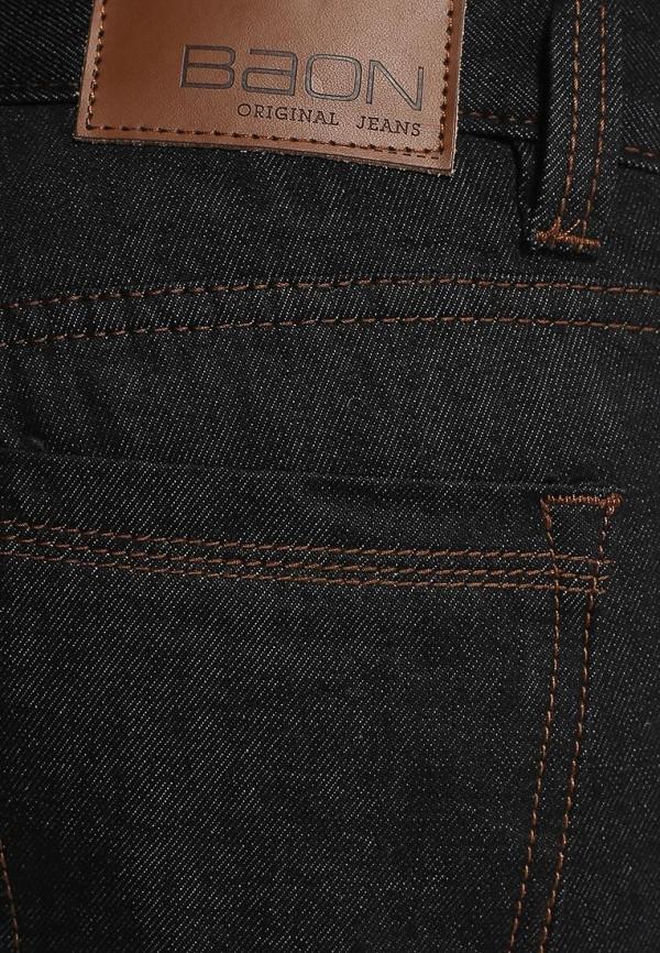 Мужские прямые джинсы Baon (Баон) B804507: изображение 4