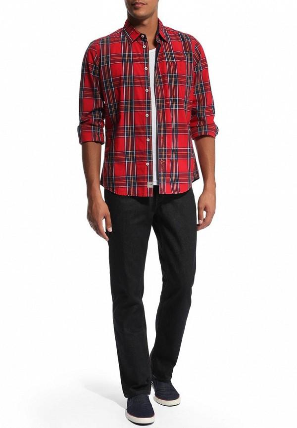 Мужские прямые джинсы Baon (Баон) B804507: изображение 6