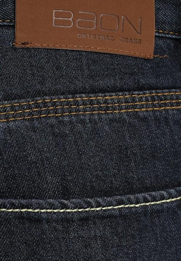 Мужские прямые джинсы Baon (Баон) B804508: изображение 5
