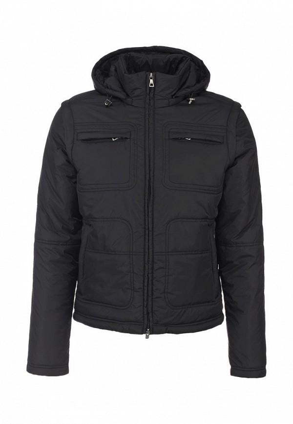 Куртка утепленная Baon мужская. Цвет: черный. Сезон: Осень-зима 2012/2013.