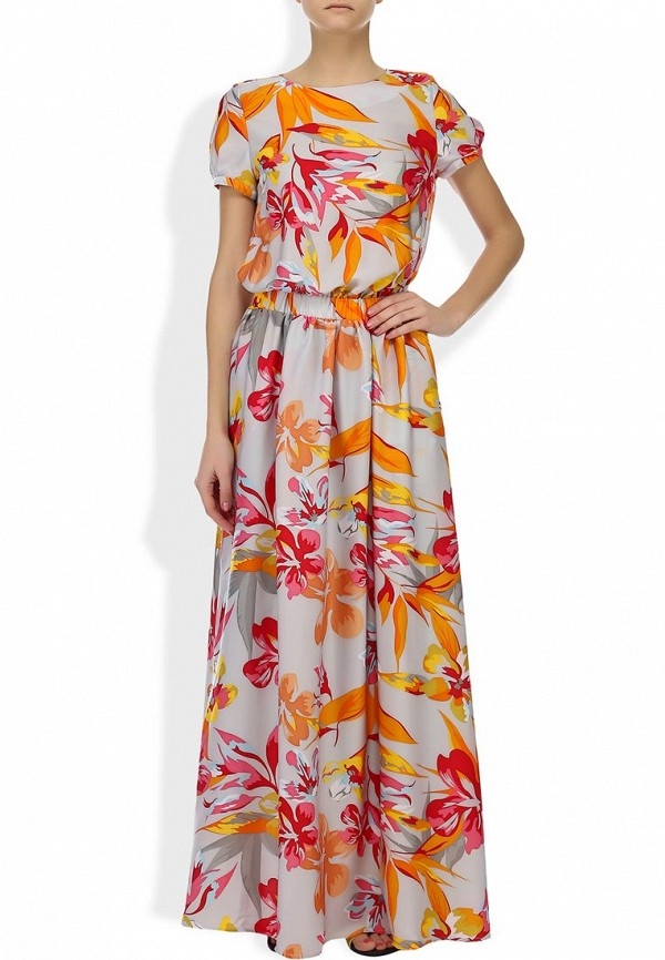 Платье-макси Baon (Баон) B454031: изображение 4