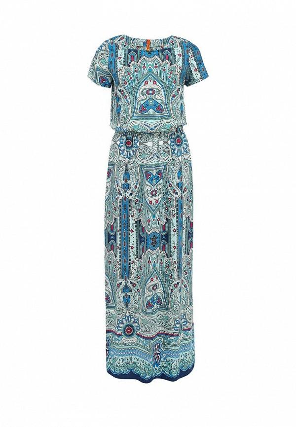 Платье-макси Baon (Баон) B454412: изображение 2