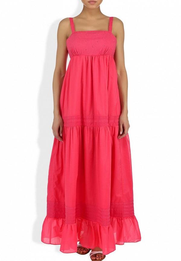 Платье-макси Baon (Баон) B464001: изображение 7