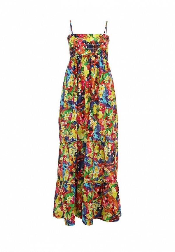 Платье-макси Baon (Баон) B464408: изображение 2