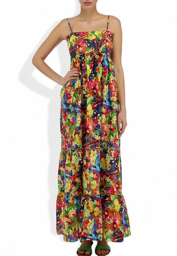 Платье-макси Baon (Баон) B464408: изображение 8