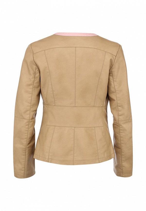 Кожаная куртка Baon (Баон) B034007: изображение 2