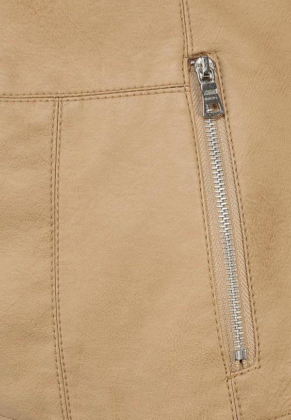 Кожаная куртка Baon (Баон) B034007: изображение 3