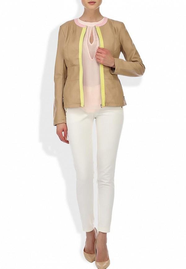 Кожаная куртка Baon (Баон) B034007: изображение 4