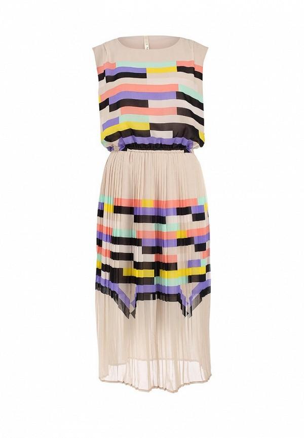 Платье-макси Baon (Баон) B454081: изображение 1