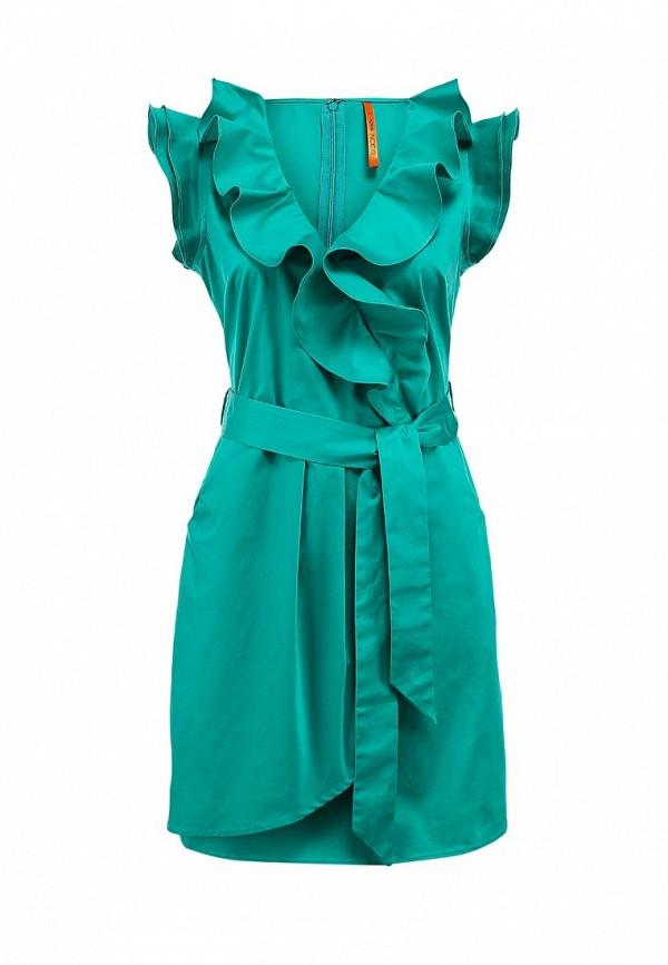Платье-мини Baon (Баон) B454408: изображение 2