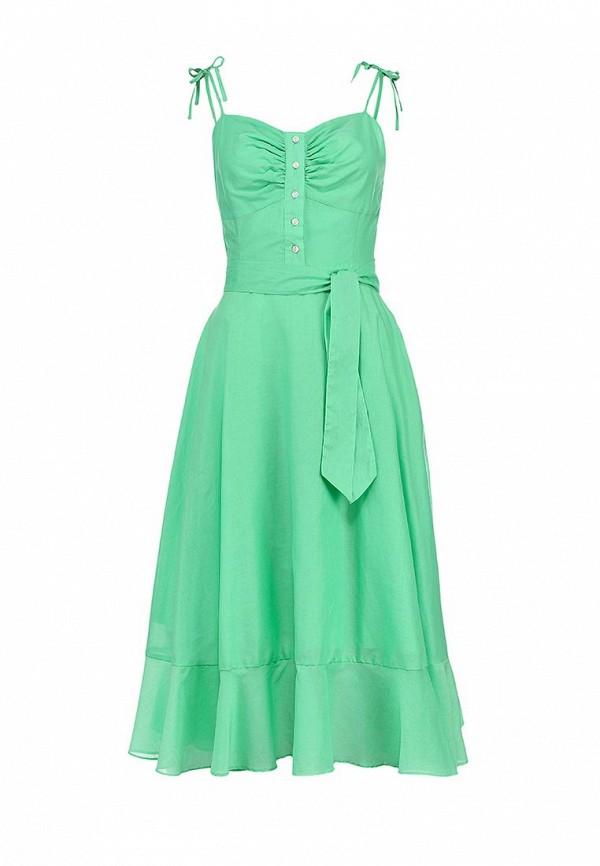 Платье-миди Baon (Баон) B464406: изображение 2