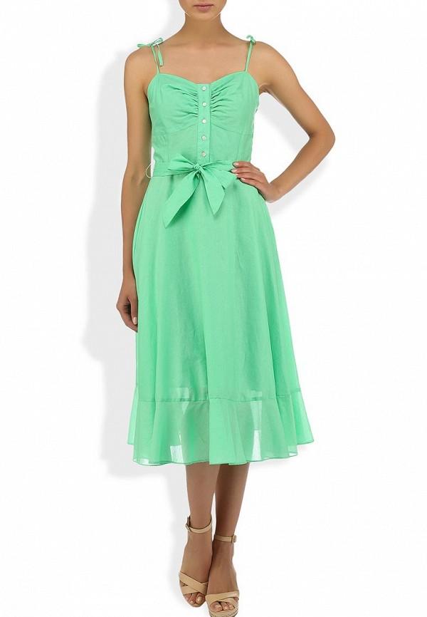 Платье-миди Baon (Баон) B464406: изображение 7
