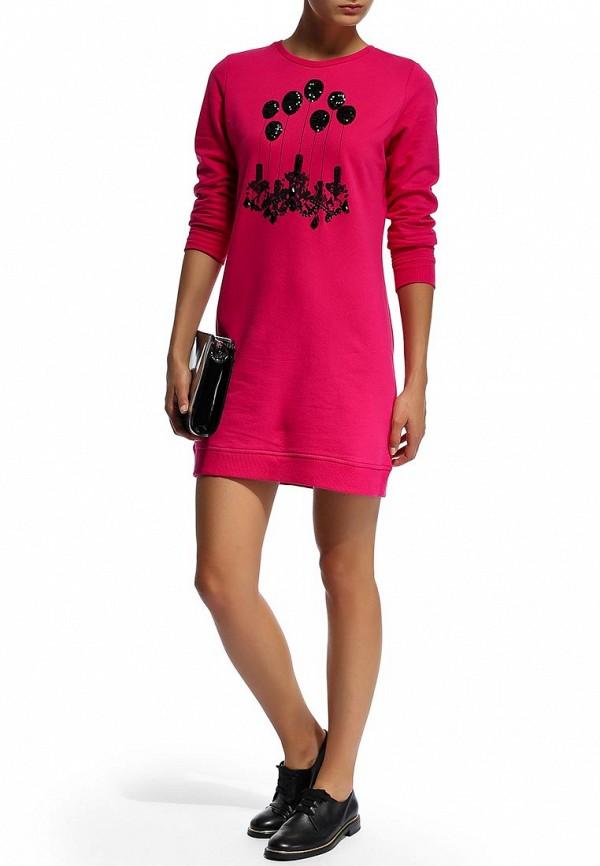 Платье-миди Baon (Баон) B454537: изображение 7