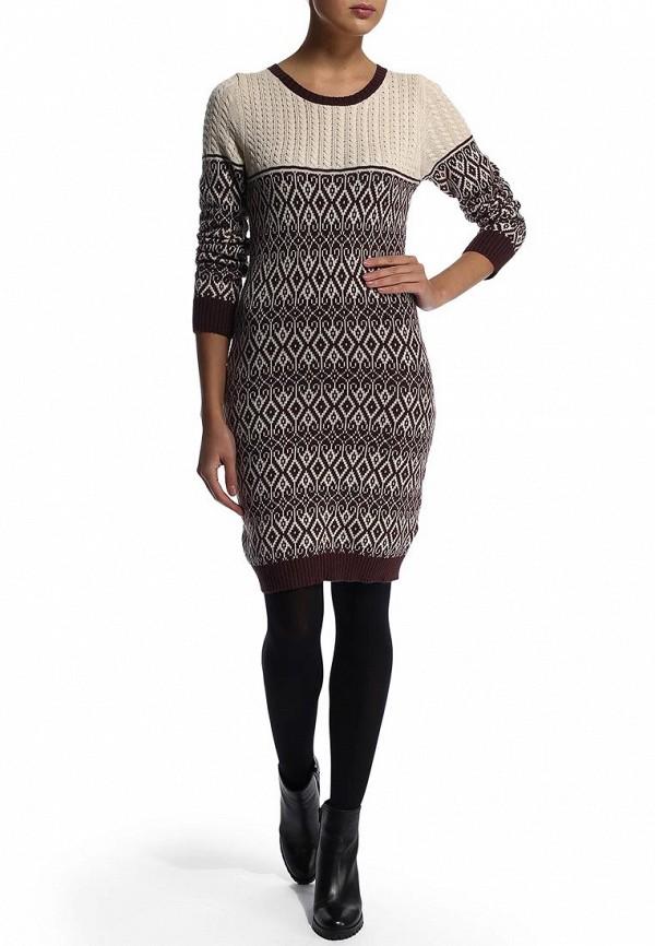 Вязаное платье Baon (Баон) B454552: изображение 7