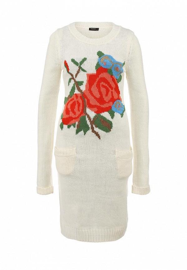 Вязаное платье Baon (Баон) B454553: изображение 5