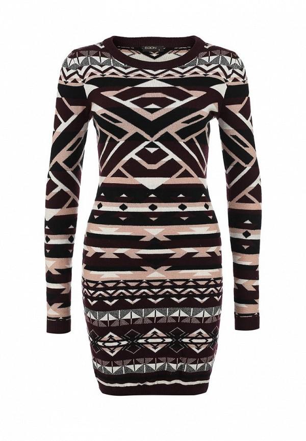 Вязаное платье Baon (Баон) B454560: изображение 5