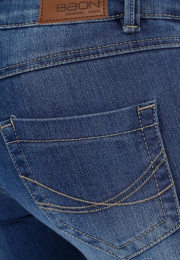 Зауженные джинсы Baon (Баон) B303502: изображение 3