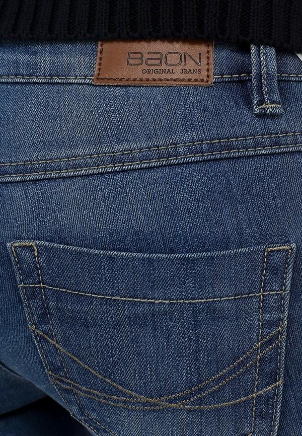 Зауженные джинсы Baon (Баон) B303503: изображение 5