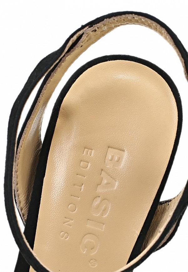 Босоножки на каблуке Basic 68982: изображение 7