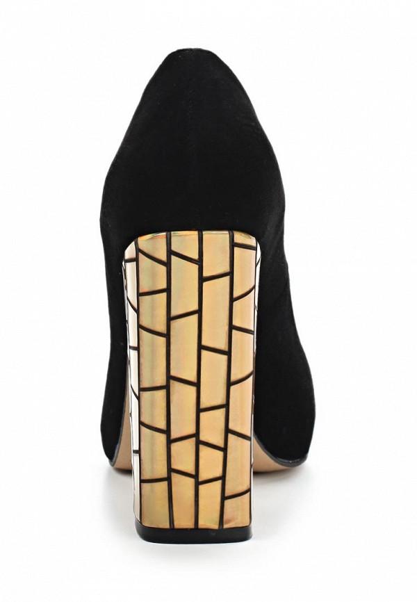 Туфли на каблуке Basic 67416: изображение 3
