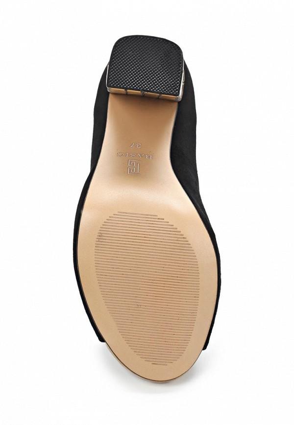 Туфли на каблуке Basic 67416: изображение 5