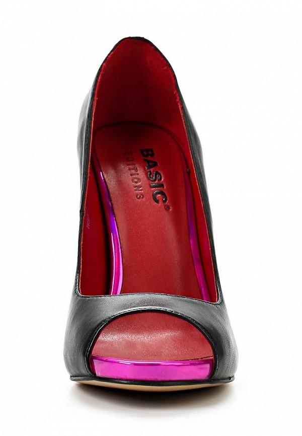 Туфли на каблуке Basic 67418: изображение 7