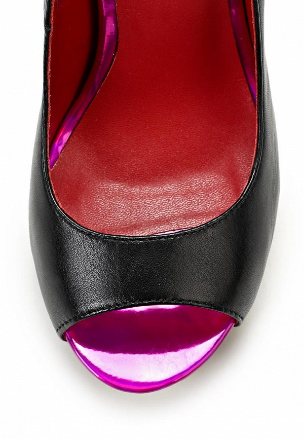 Туфли на каблуке Basic 67418: изображение 11