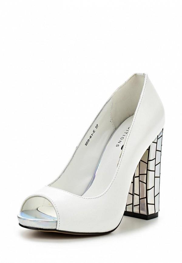 Туфли на каблуке Basic 67417: изображение 2