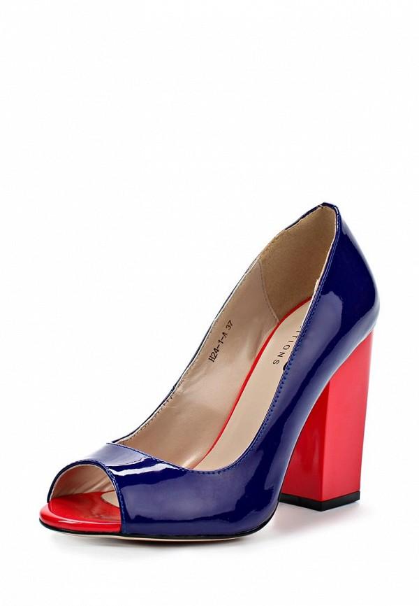 Туфли на каблуке Basic 67410: изображение 1