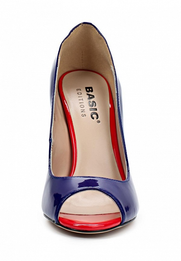 Туфли на каблуке Basic 67410: изображение 4