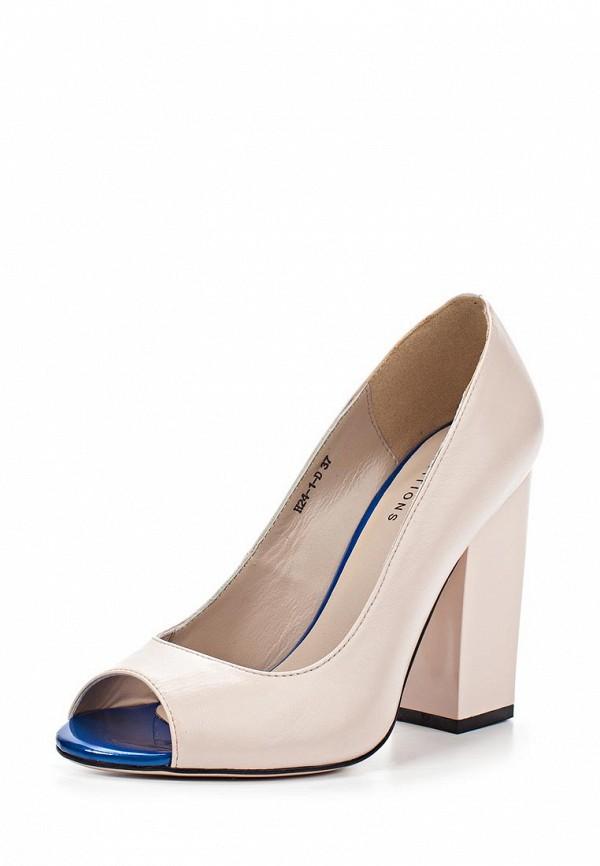 Туфли на каблуке Basic 67412: изображение 2