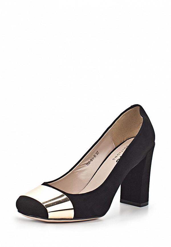 Туфли на каблуке Basic 67362: изображение 2