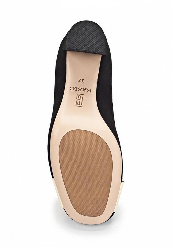 Туфли на каблуке Basic 67362: изображение 5