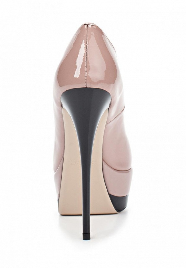 Туфли на каблуке Basic 67433: изображение 2