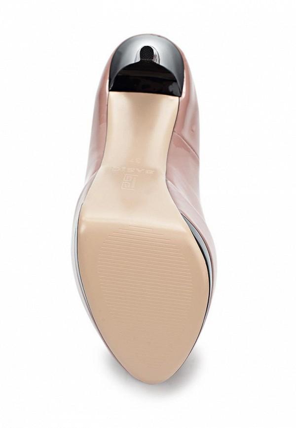 Туфли на каблуке Basic 67433: изображение 3