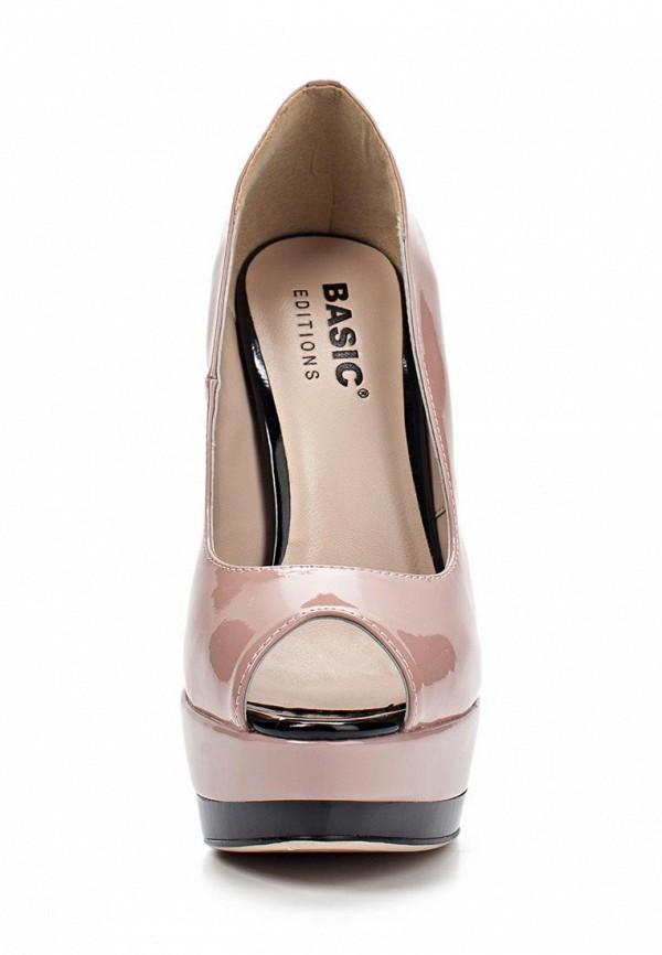 Туфли на каблуке Basic 67433: изображение 4