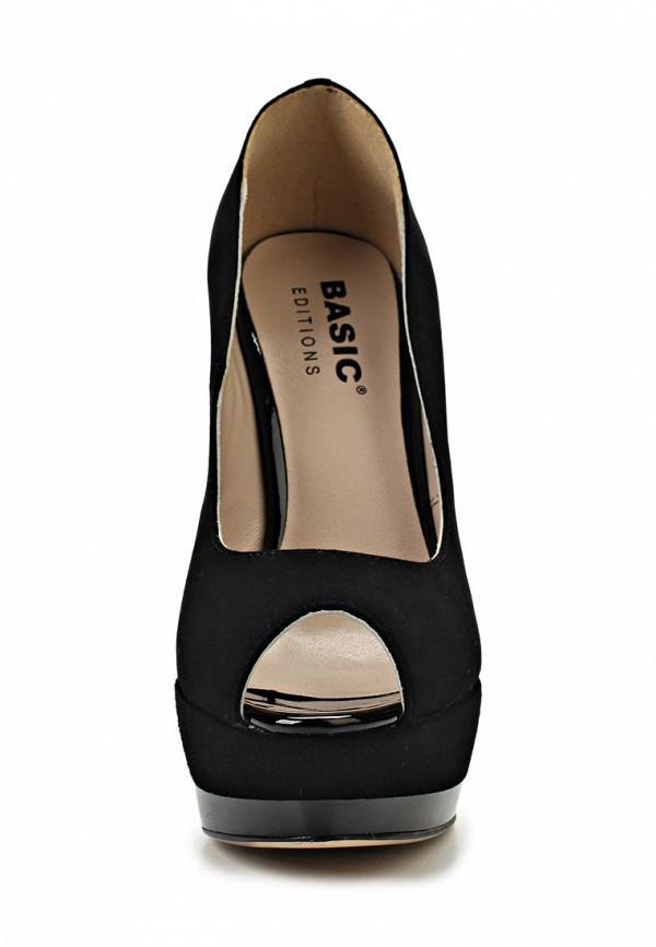 Туфли на платформе Basic 67434: изображение 4