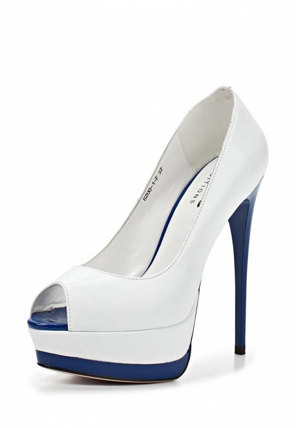 Туфли на шпильке Basic 67435: изображение 2
