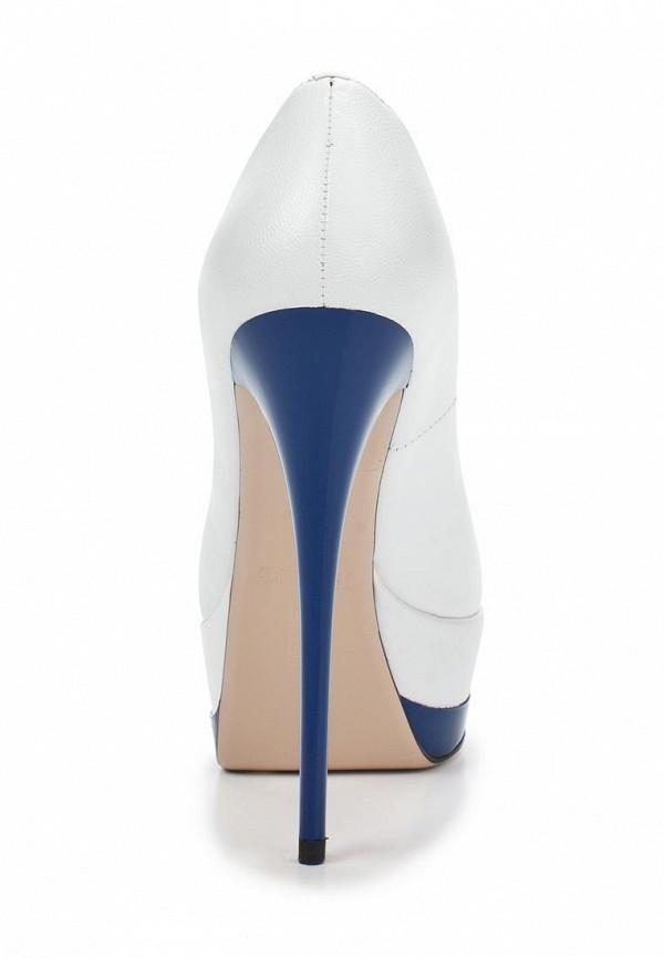 Туфли на шпильке Basic 67435: изображение 3