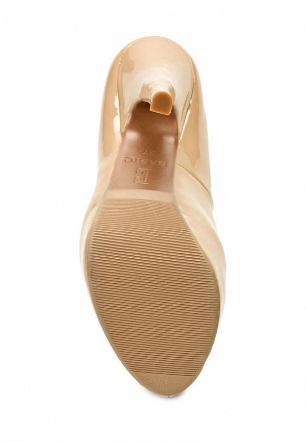 Туфли на шпильке Basic 67448: изображение 3