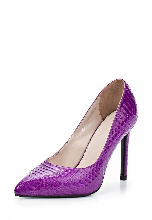 Туфли на каблуке Basic 67441: изображение 2