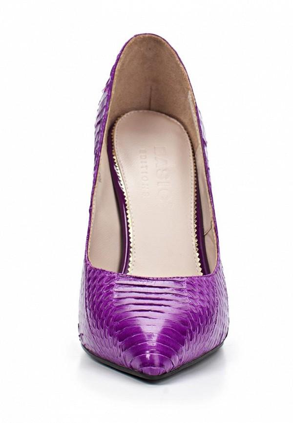 Туфли на каблуке Basic 67441: изображение 8