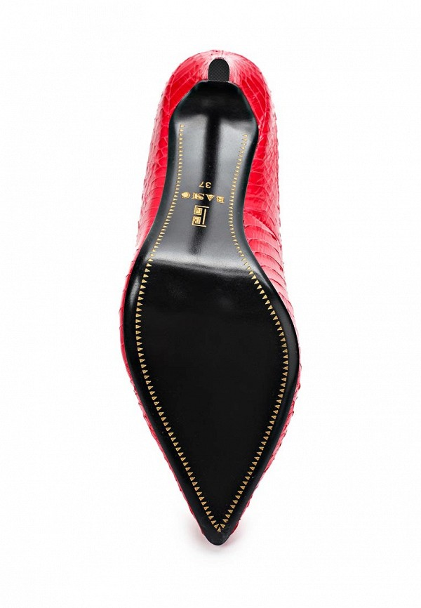Туфли на шпильке Basic 67442: изображение 5