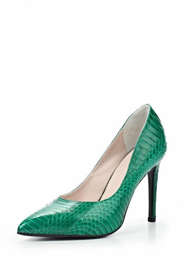 Туфли на каблуке Basic 67440: изображение 2
