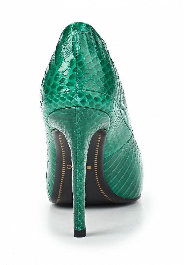 Туфли на каблуке Basic 67440: изображение 3