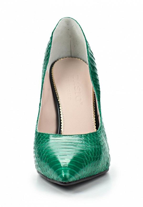 Туфли на каблуке Basic 67440: изображение 7