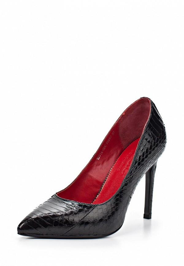 Туфли на шпильке Basic 67443: изображение 1