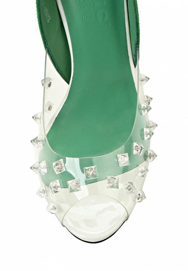 Туфли на шпильке Basic 68943: изображение 11